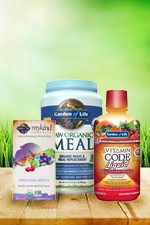 Wholefood Supplements