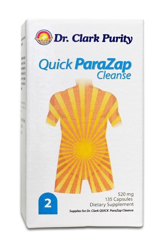 2. Dr Clark Quick Parazap Cleanse (135)
