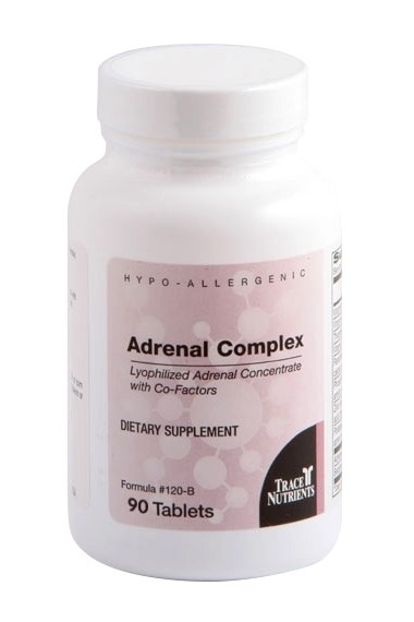 Adrenal Complex (90 Tablets)