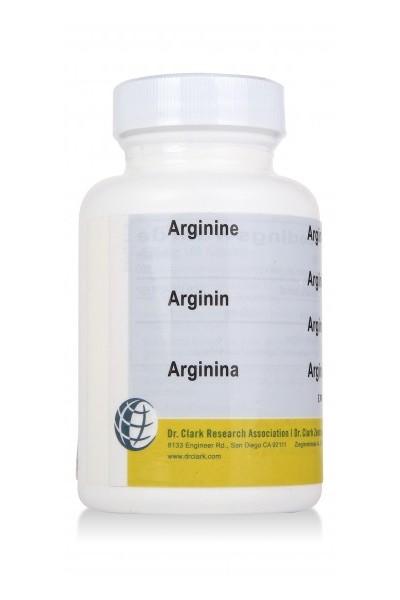 Arginine 500mg (100 Capsules)