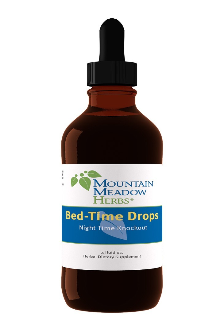 Bed Time Drops (120ml)