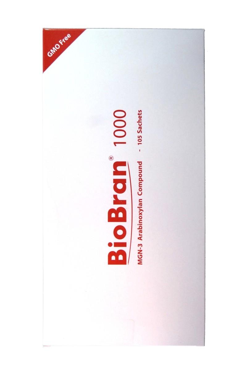 BioBran MGN-3 1000mg (105 Sachets)