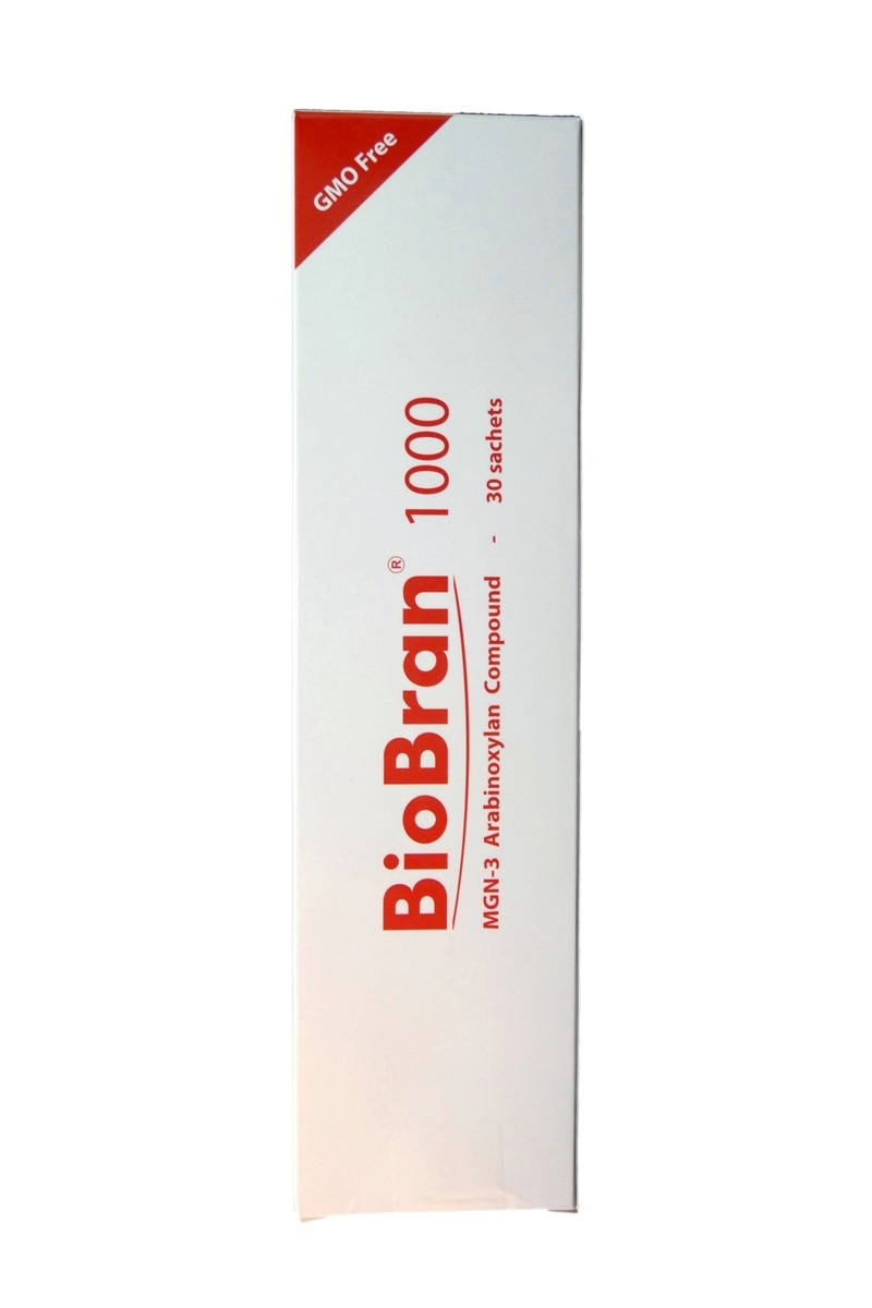 BioBran MGN-3 1000mg (30 Sachets)