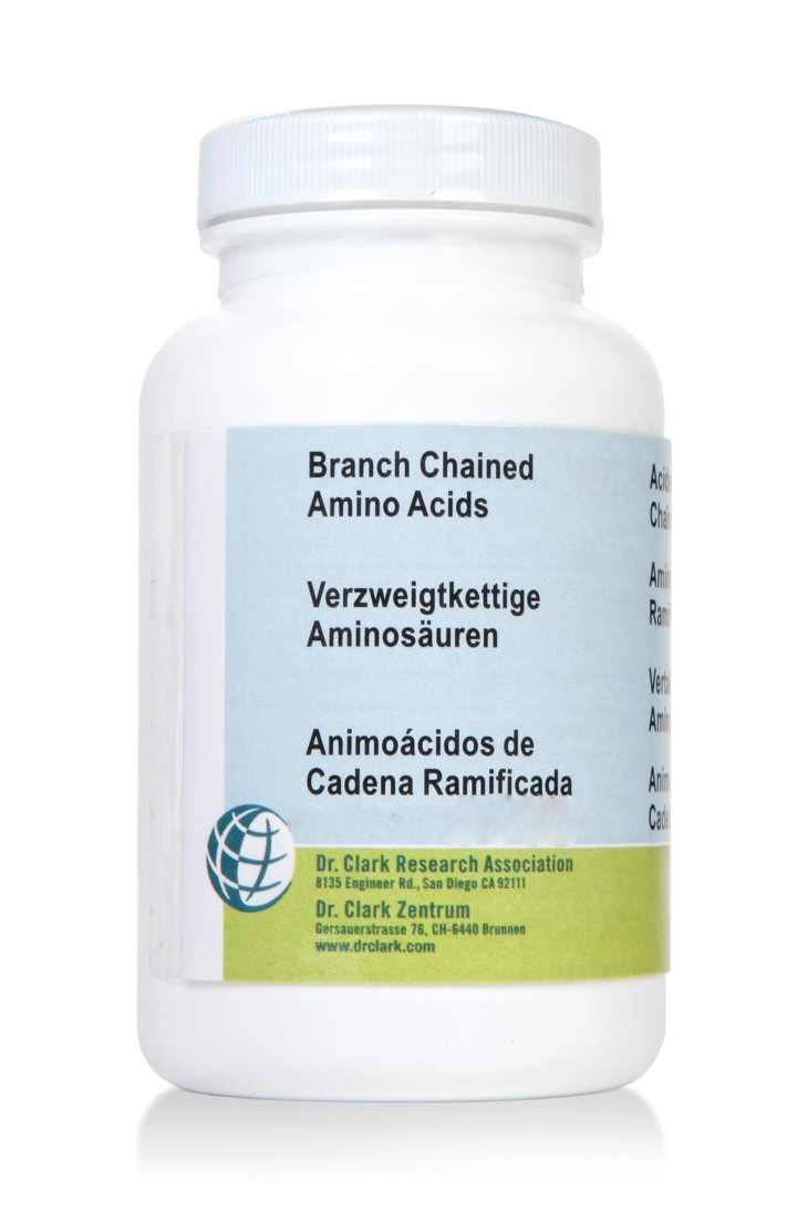 Branched Chain Amino Acids 500mg (100)