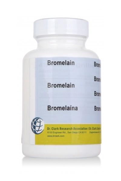 Bromelain 500mg (100 Capsules)