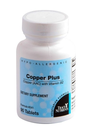 Copper Plus (90 Tablets)