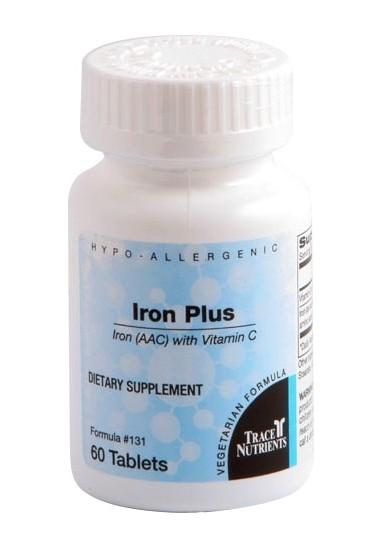 Iron Plus (60 Tablets)