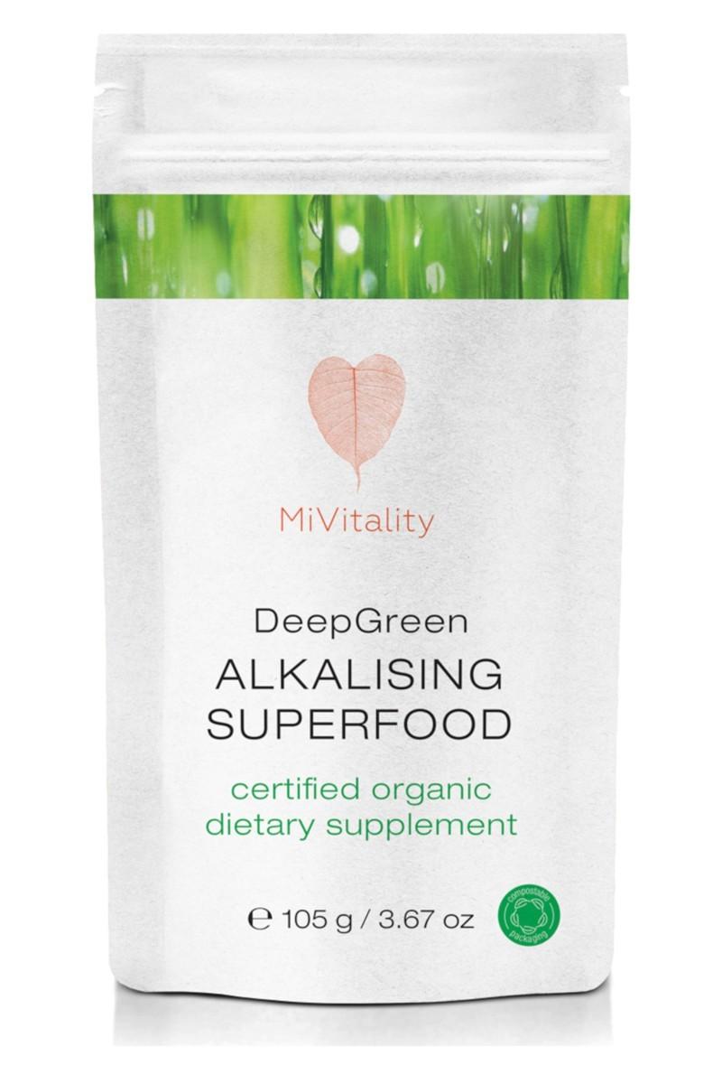 Deep Green Alkalising Superfood (105g)
