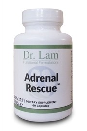 Dr Lam Adrenal Rescue (60 Capsules)