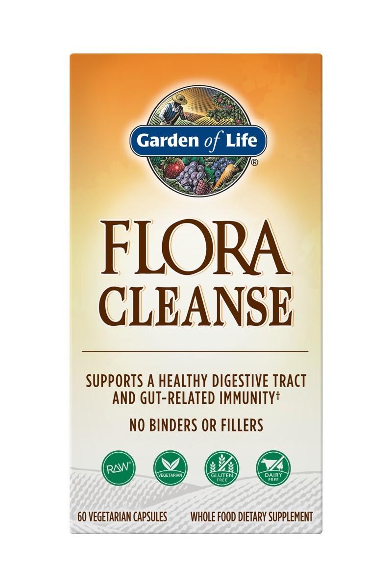 Flora Cleanse (60 Capsules)