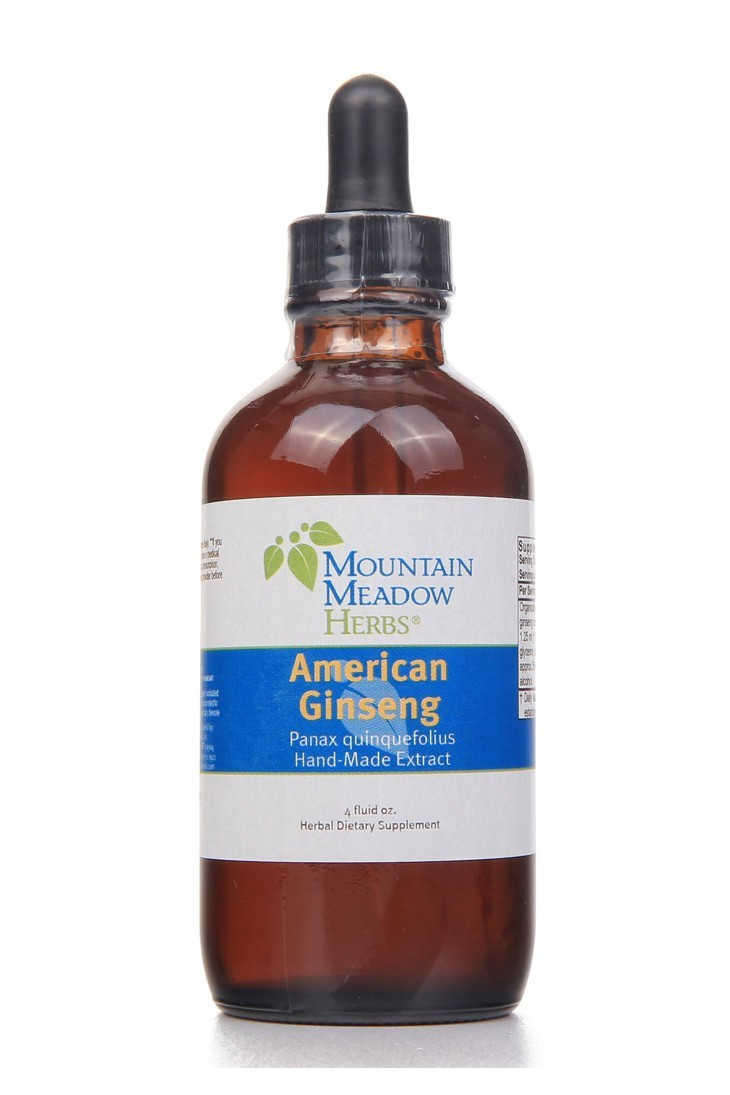 Ginseng Root Extract (120ml)