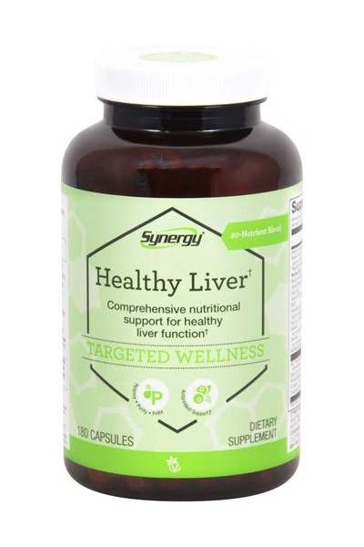 Healthy Liver (180 Capsules)