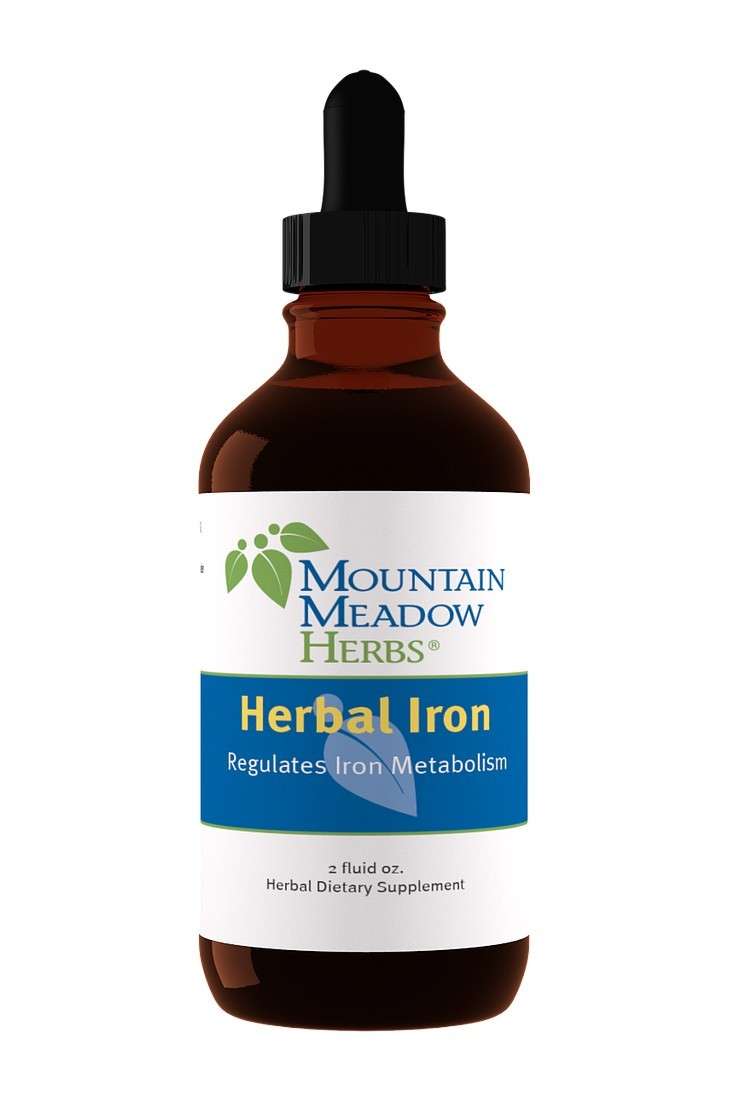 Herbal Iron (120ml)
