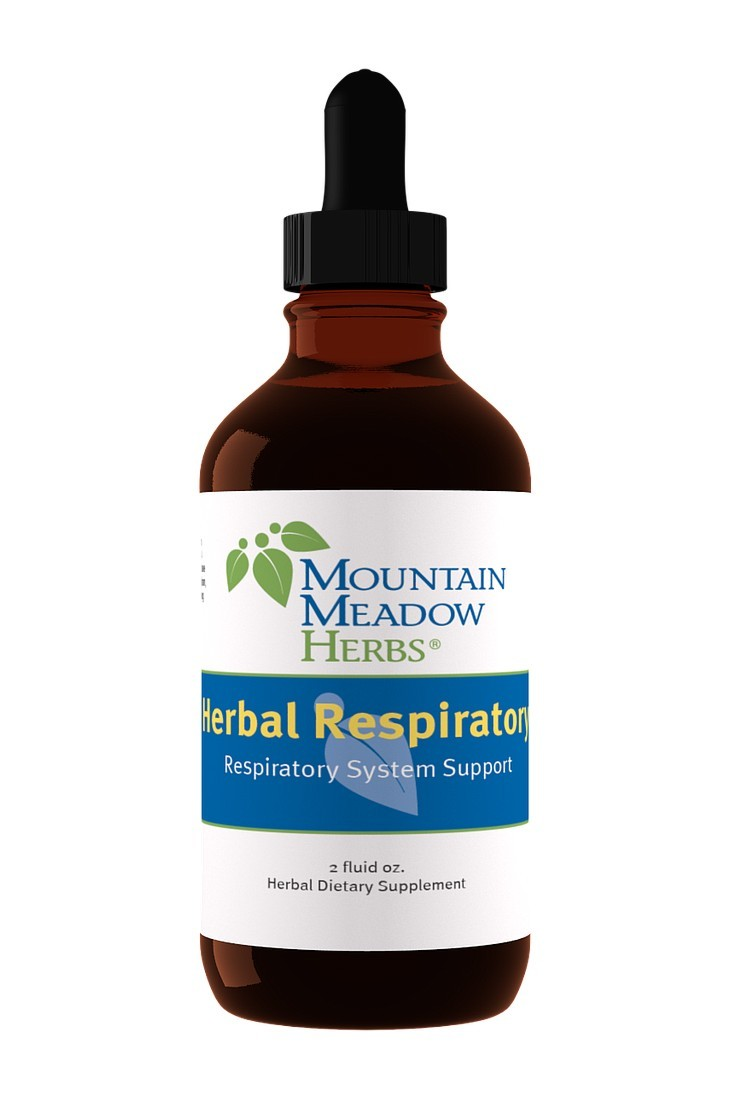 Herbal Respiratory Support (120ml)