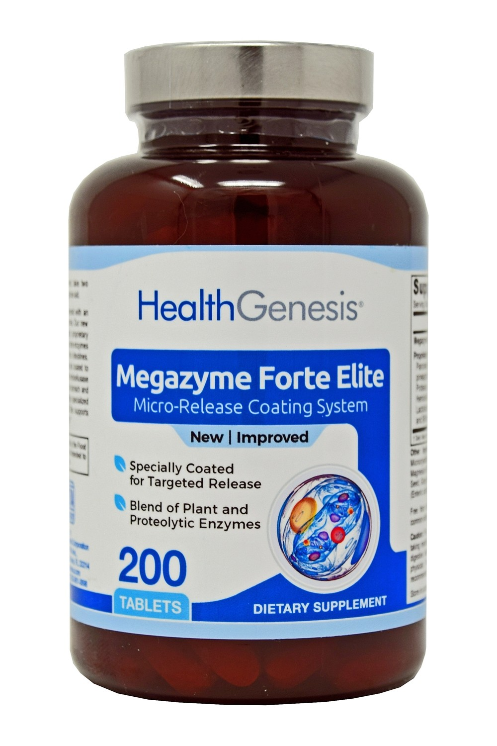Megazyme Forte Elite (200 tablets)