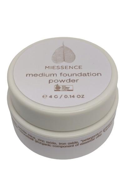 Mineral Foundation Powder - Medium (4g)