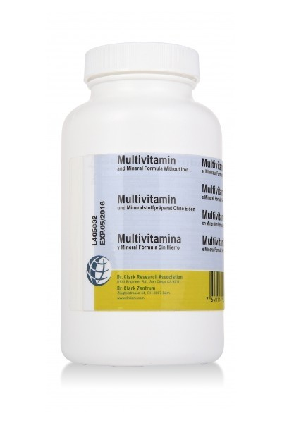 Multivitamin and Mineral Formula (120)