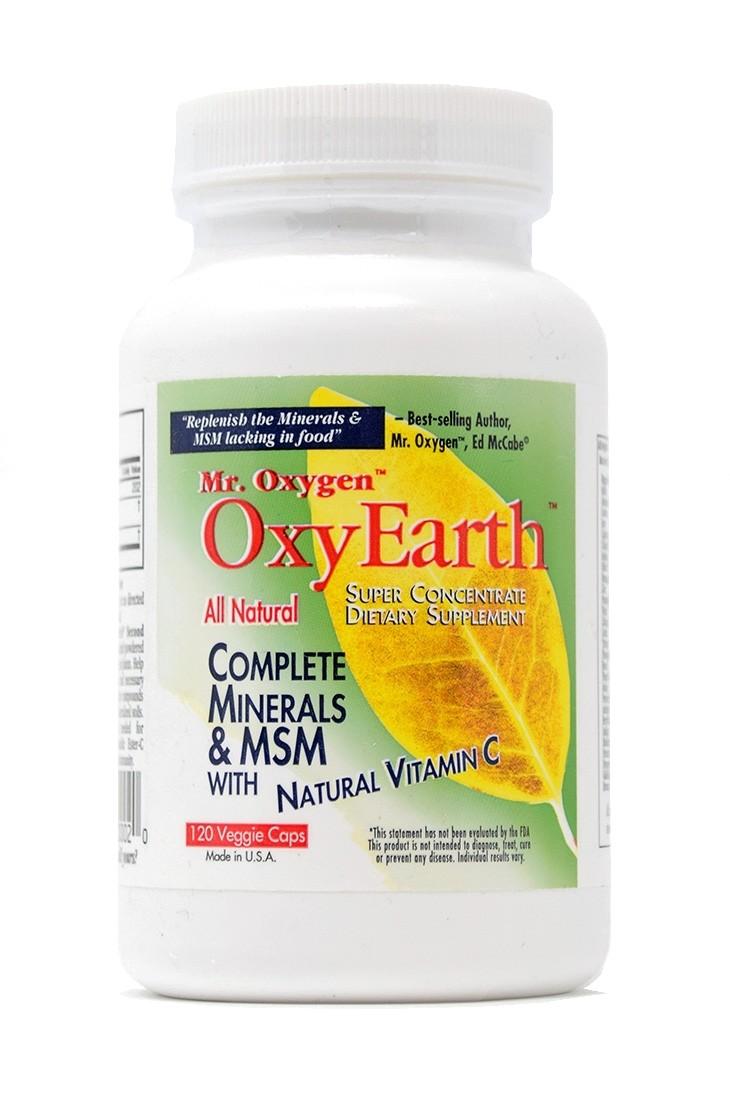 OxyEarth (120 capsules)