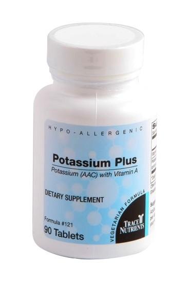 Potassium Plus (90 Tablets)