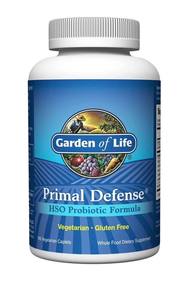 Primal Defense® HSO Probiotics (180 Caps)
