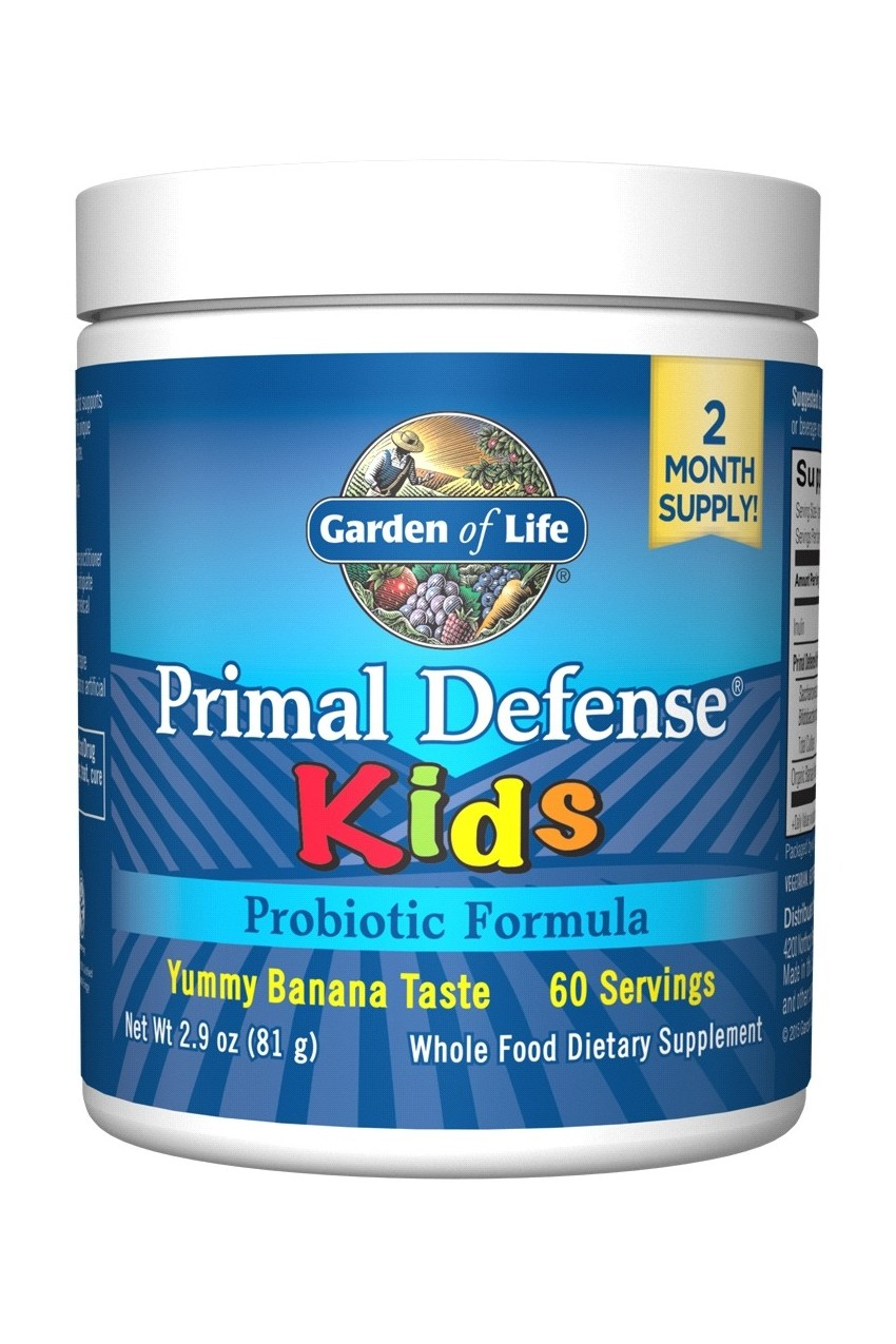 Primal Defense® Kids Probiotic Formula (81g)