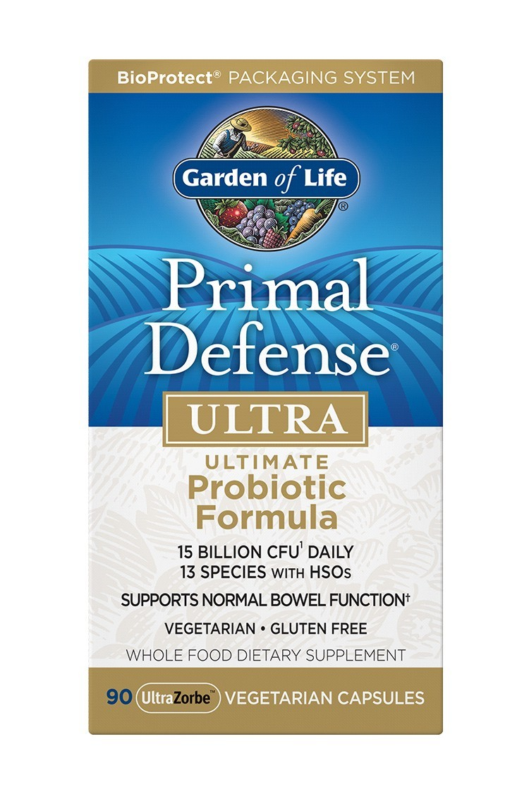 Primal Defense® ULTRA Probiotic (90 Caps)