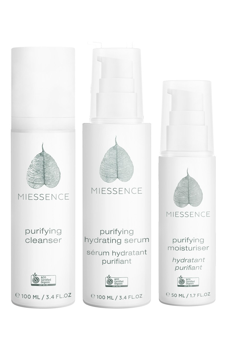 Purifying Skin Essentials Pack