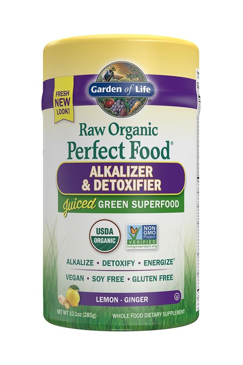 RAW Organic Perfect Food Alkalizer & Detoxifier 285g