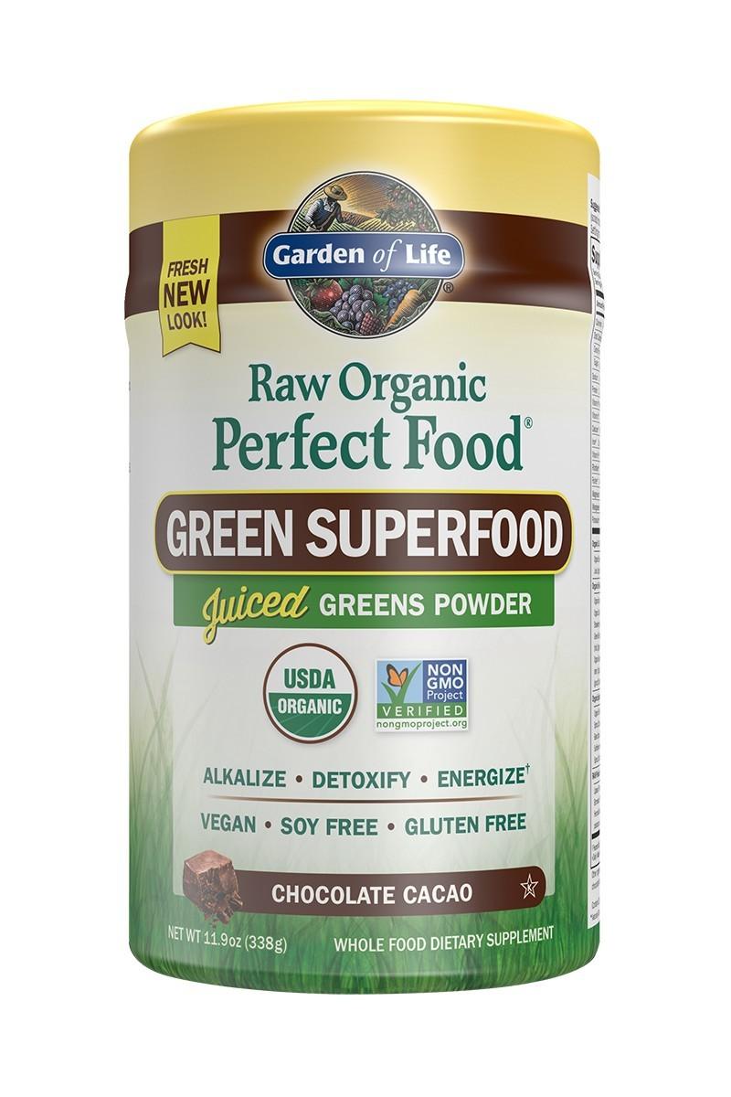 RAW Organic Perfect Food Chocolate (338g)