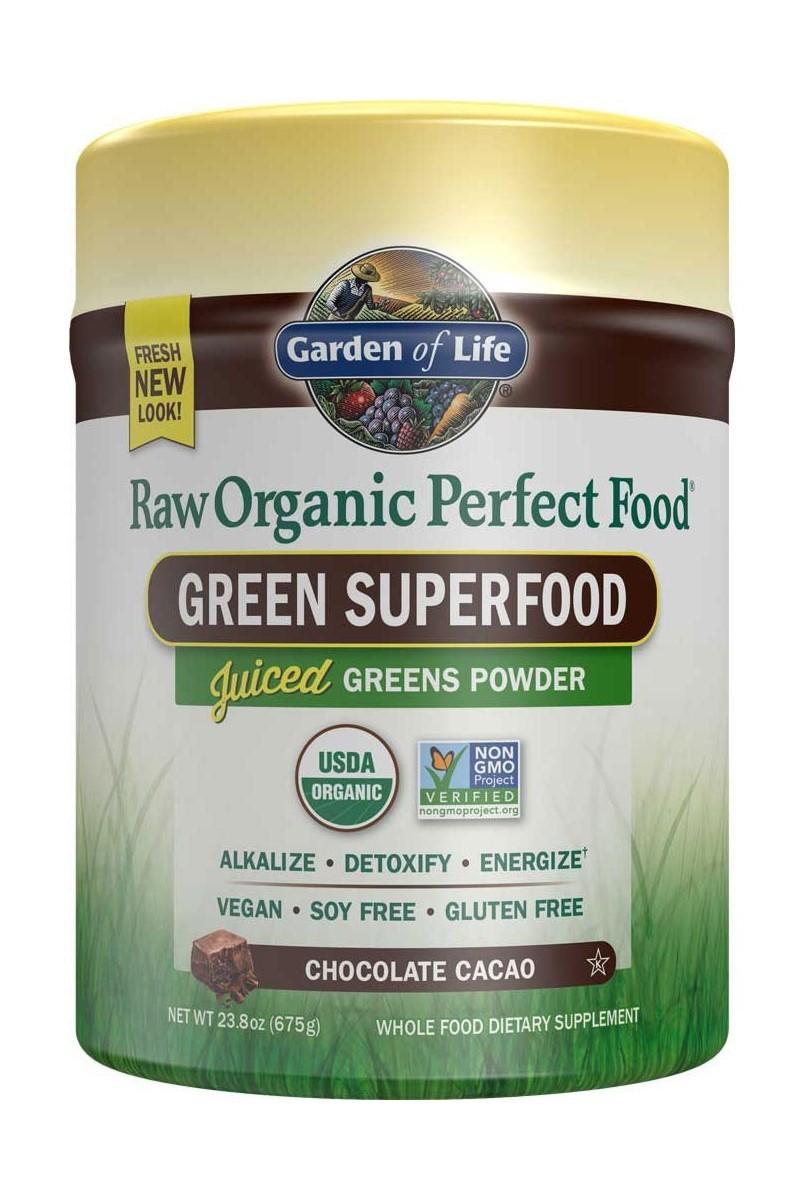 RAW Organic Perfect Food Chocolate (675g)