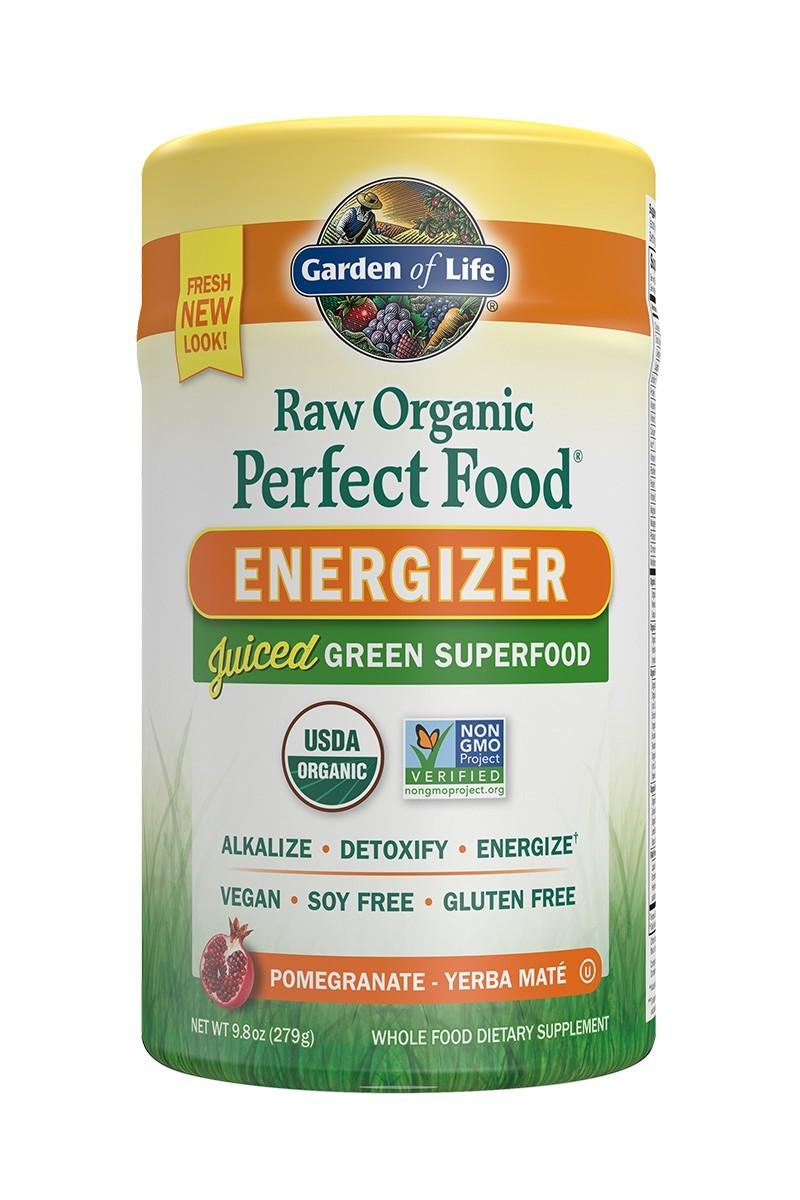 RAW Organic Perfect Food Energizer (279g)