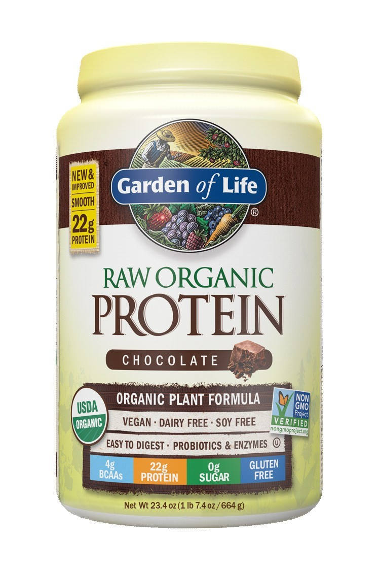 RAW Organic Protein Chocolate (664g)