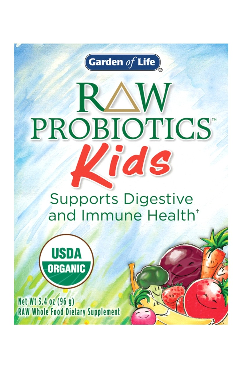RAW Probiotics™ Kids (96g)