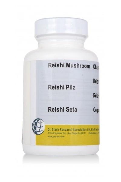 Reishi Mushroom 425mg (100 Capsules)