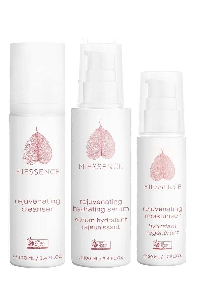 Rejuvenating Skin Essentials Pack