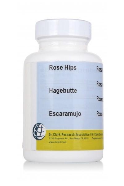 Rose Hips 575mg (100 Capsules)