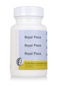 Royal Flora Soil Based Probiotics 450mg (120)