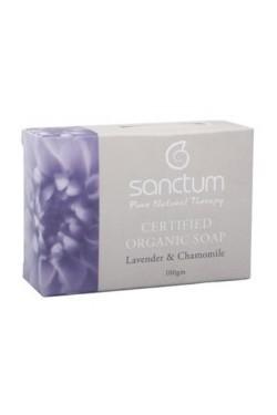 Sanctum Lavender & Chamomile Soap (100g)