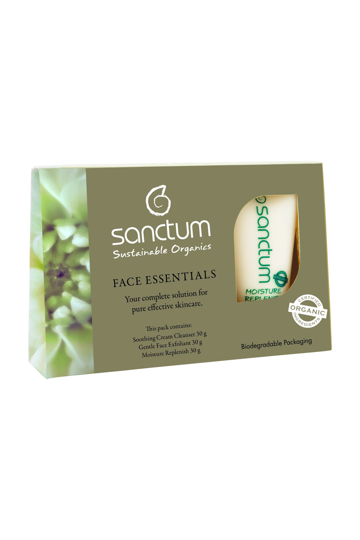 Sanctum Skin Essentials Travel Pack - 3 x 30ml