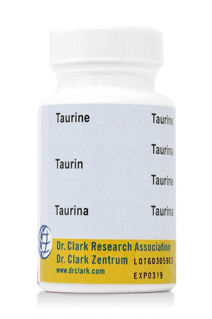Taurine 500mg (100 Capsules)