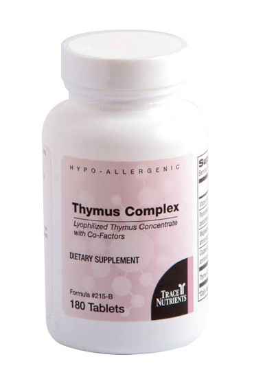 Thymus Complex (180 Tablets)