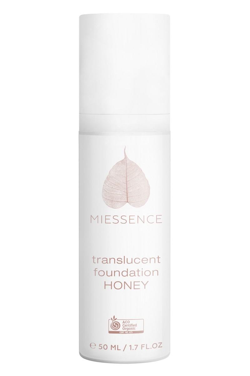 Translucent Foundation - Honey (50ml)