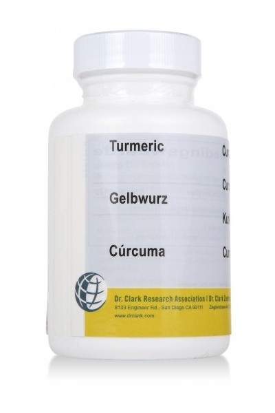 Turmeric with Black Pepper 600mg (120 Caps)