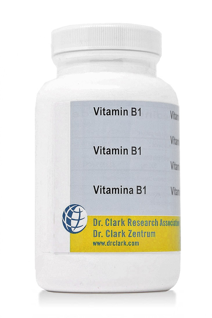 Vitamin B1 (Thiamin) 500mg (100)