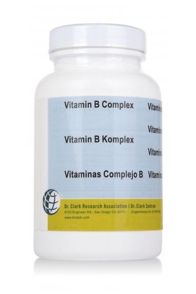 Vitamin B100 Complex 500mg (100)