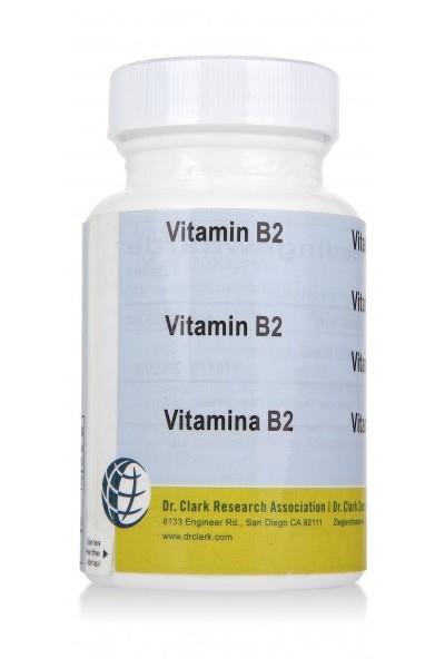 Vitamin B2 (Riboflavin) 300mg (100)