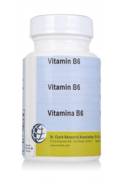 Vitamin B6 (Pyridoxine) 250mg (100)