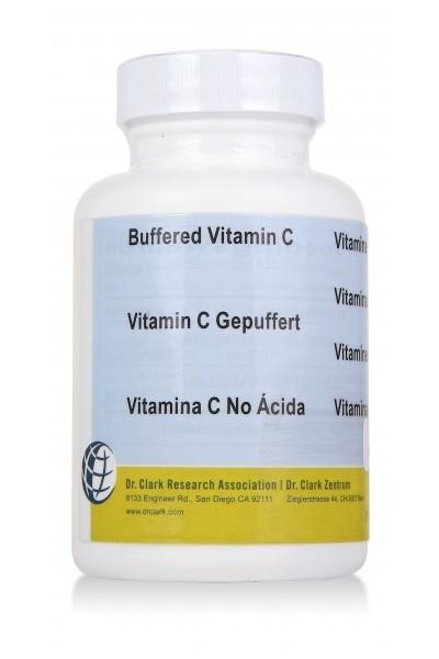 Vitamin C Buffered, 558mg (100 capsules)