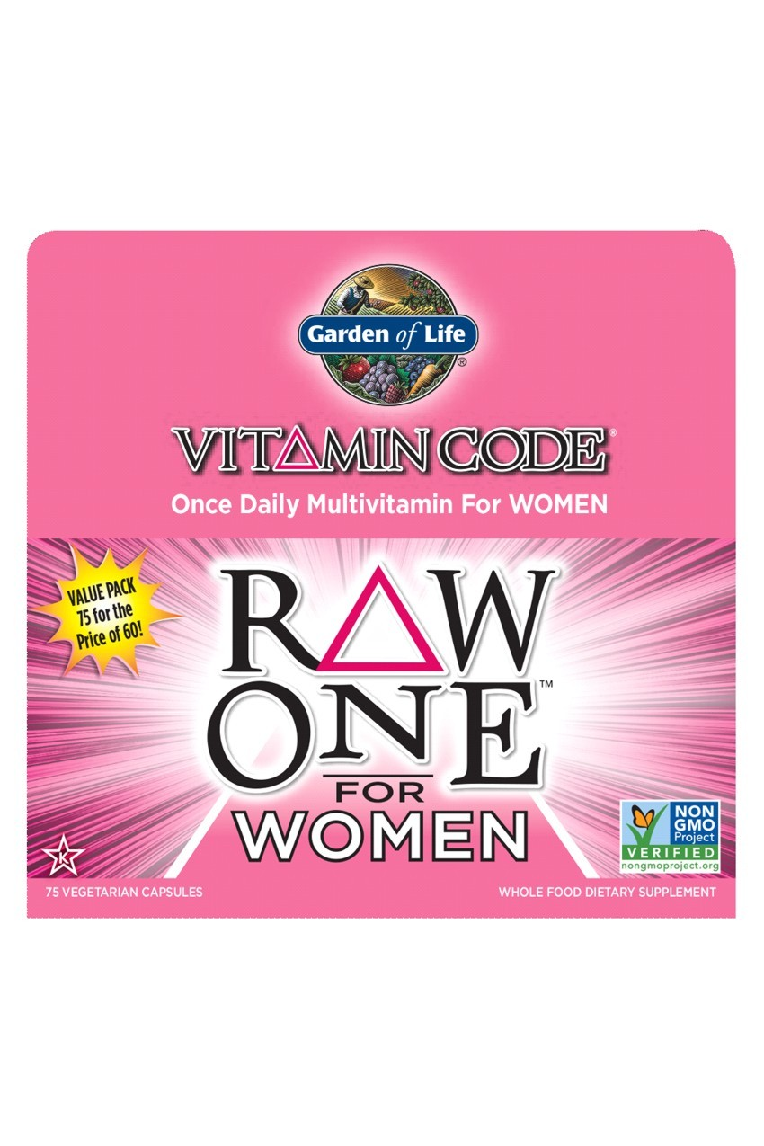 Vitamin Code® RAW ONE™ for Women (75)