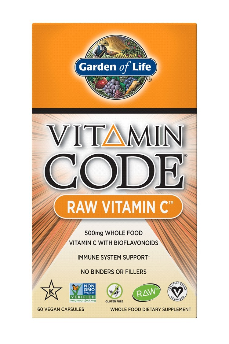 Vitamin Code® RAW Vitamin C (60 Caps)